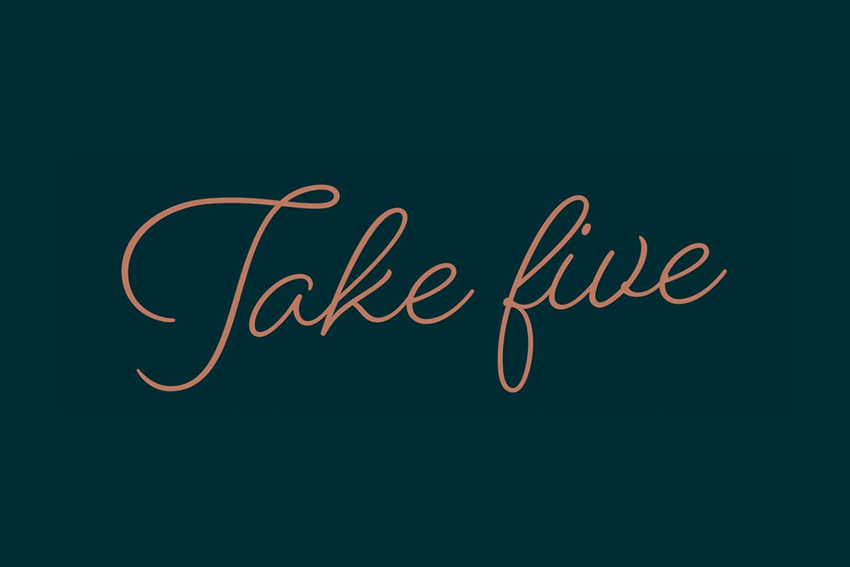 Take Five - Meeting & Event Offers St. John's Solihull